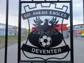 Go Ahead Eagles Deventer, Home of football