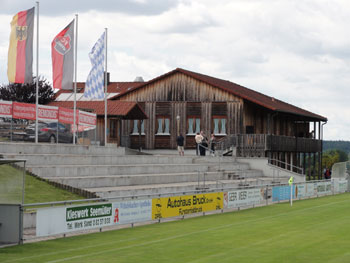 Auto-Weiss-Arena in Affing
