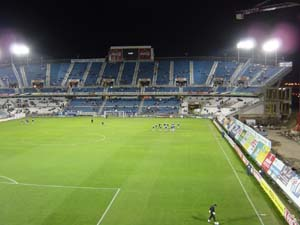 Stadion in Malaga