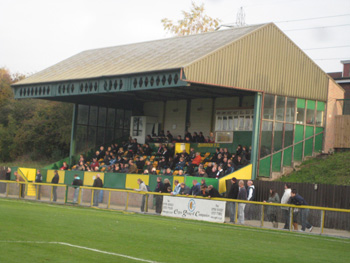 Main Stand at Ship Lane
