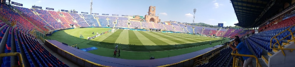 Stadio Nereo Rocco in Triest