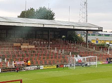 The Kop in Wrexham